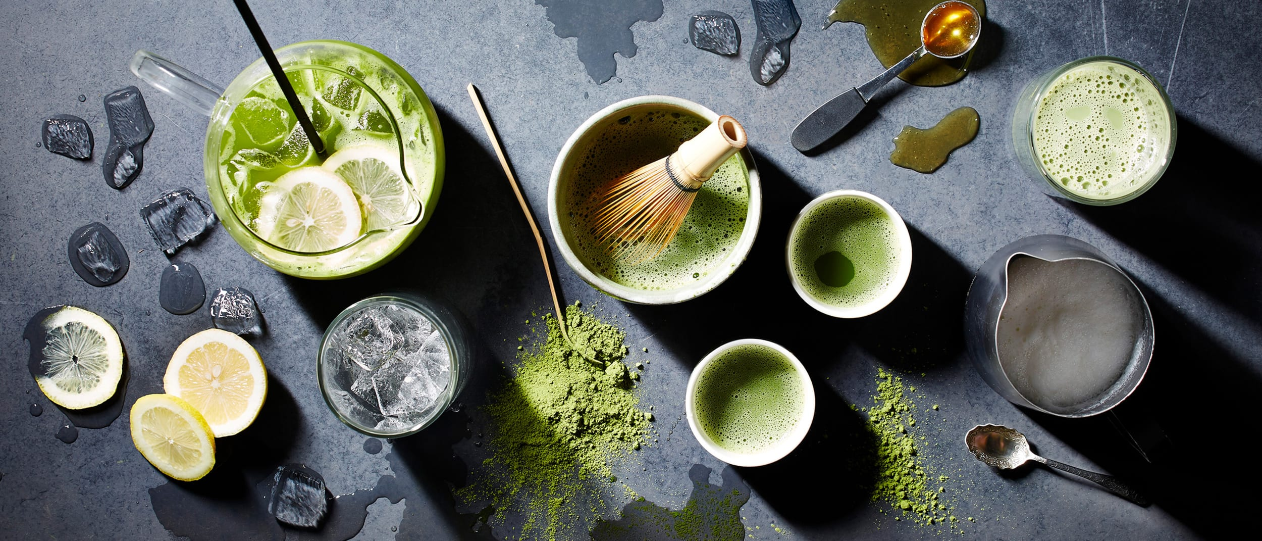 T2: new matcha blends have just arrived