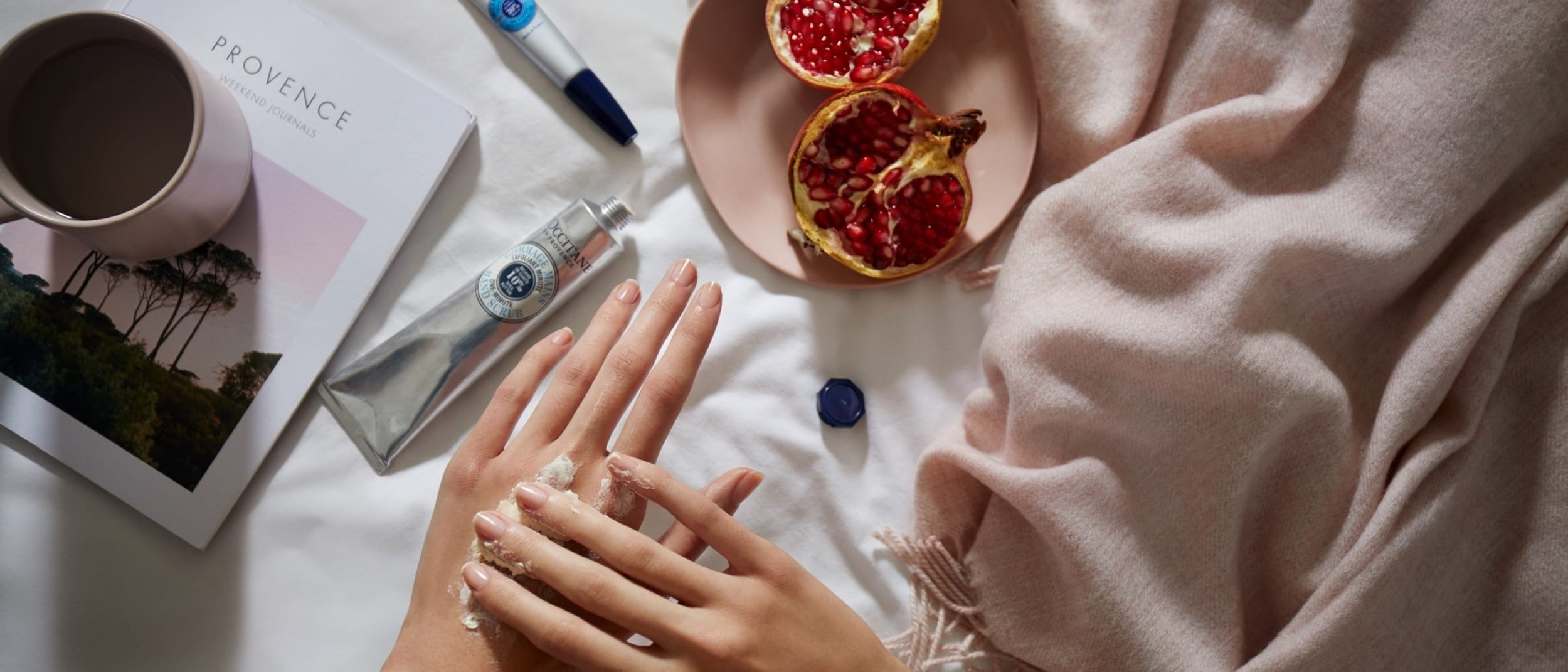 L'OCCITANE: Pamper yourself for the new year