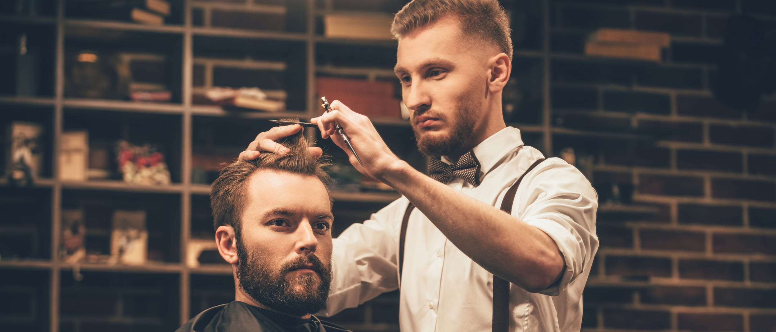 The guide to the perfect fade