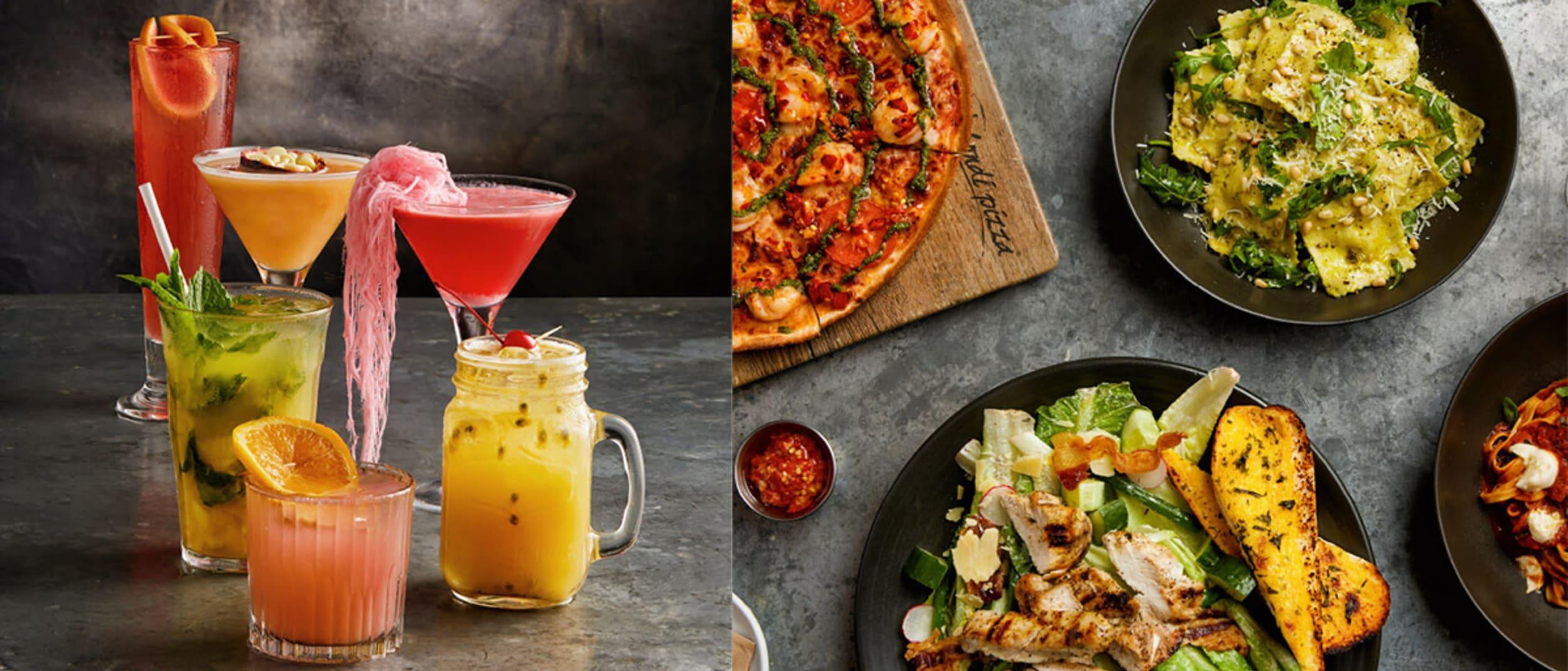 Bondi Pizza: The new menu has arrived!