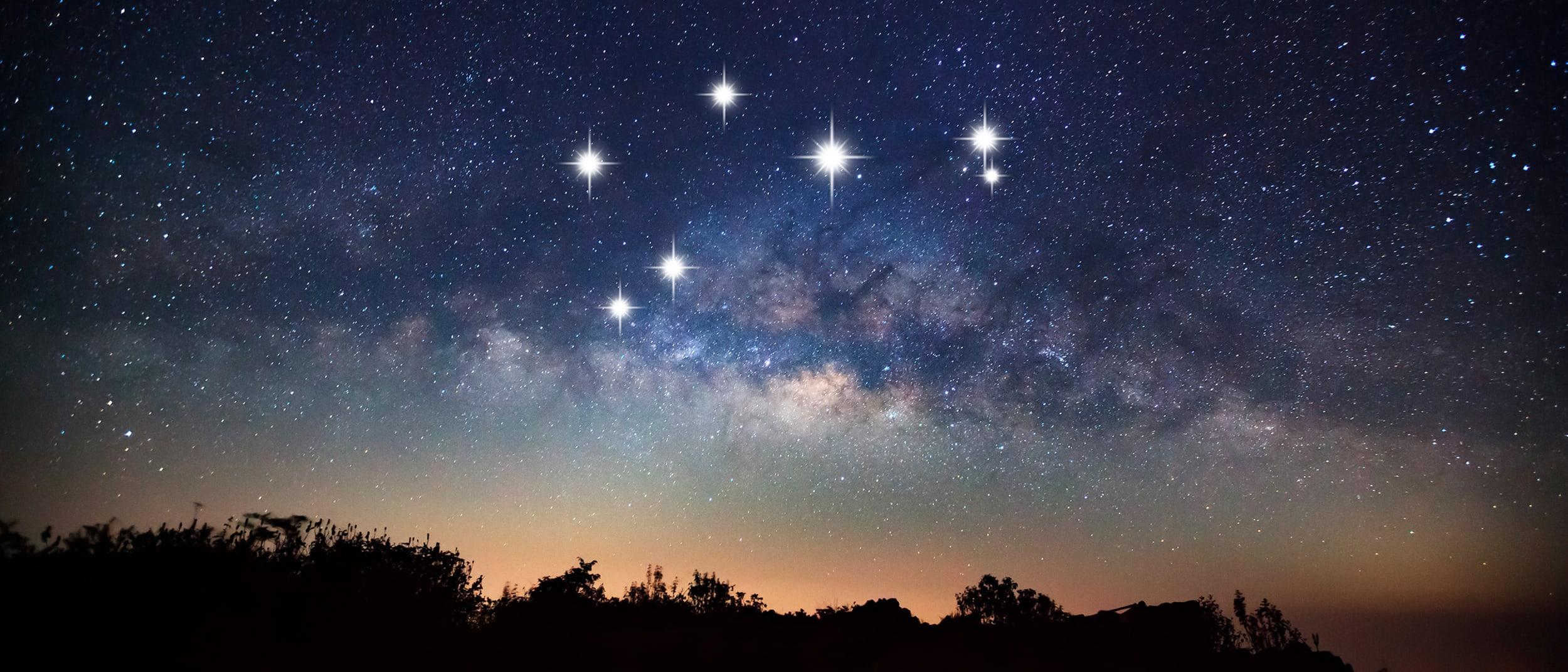 Celebrate the Maori New Year with our Matariki Star Hunt