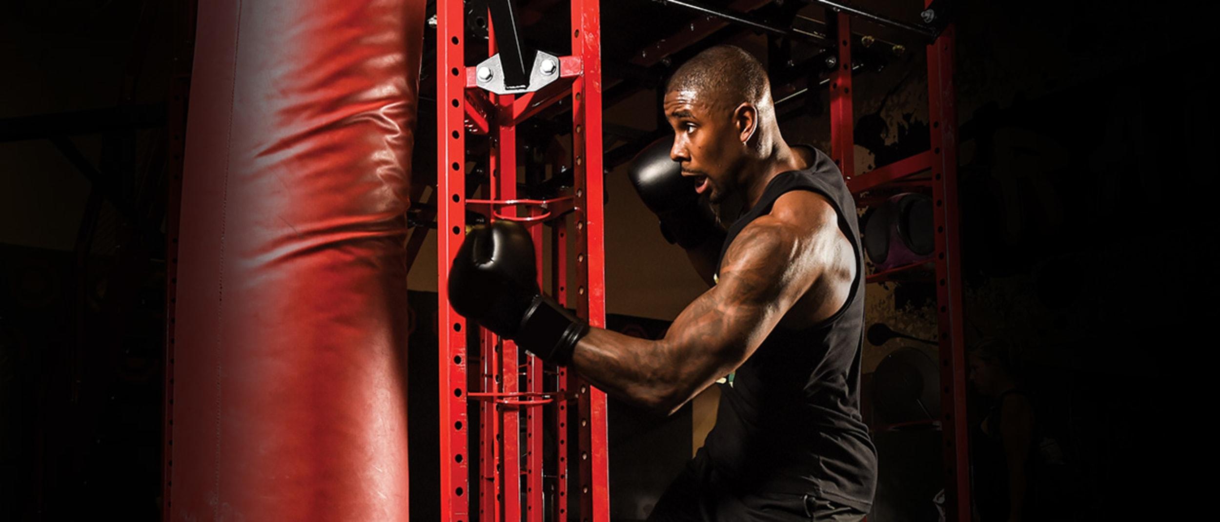 UFC Gym - Hero