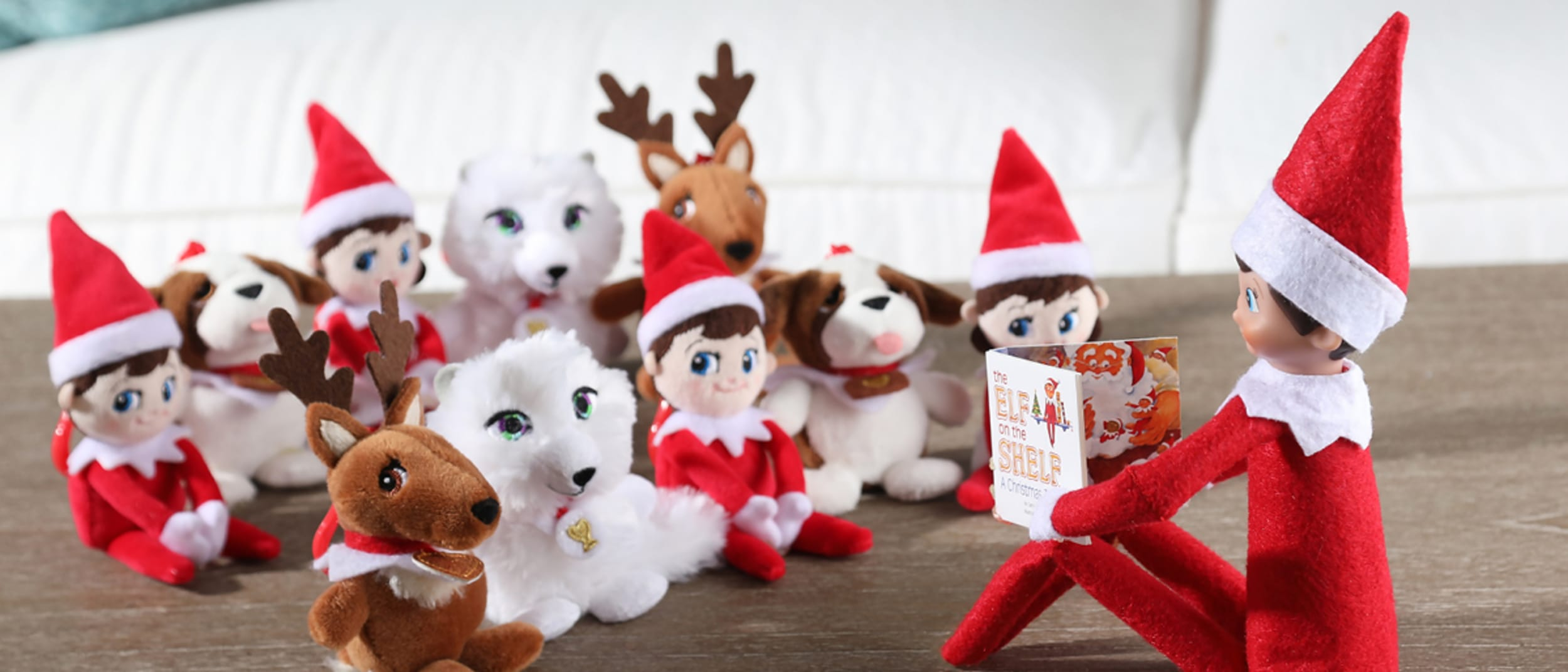 Storytime with The Elf on the Shelf®