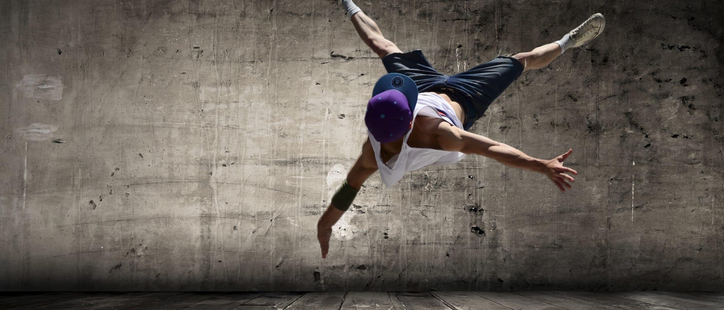 Taste. Shop. Play. : Destructive Dance Steps Hip Hop Workshop