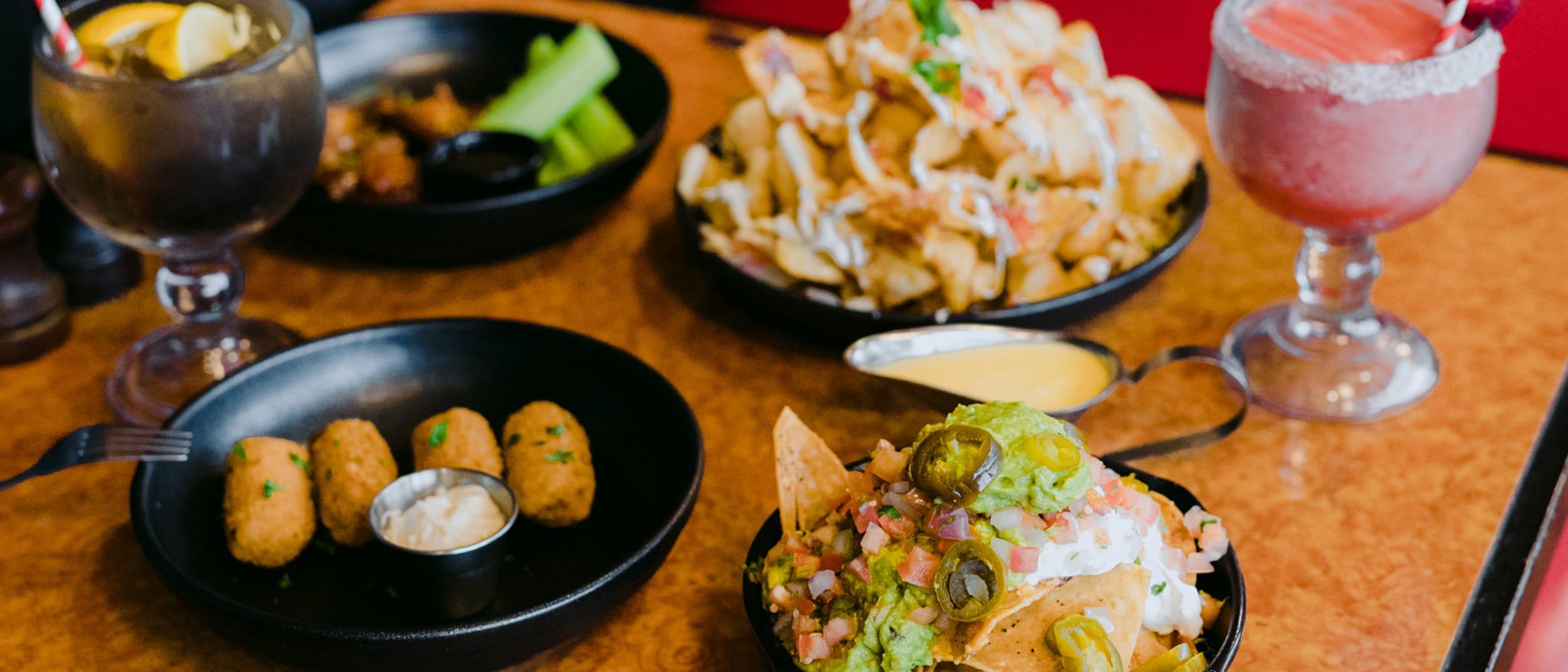 TGI FRIDAYS: Monday to Wednesday dining deals