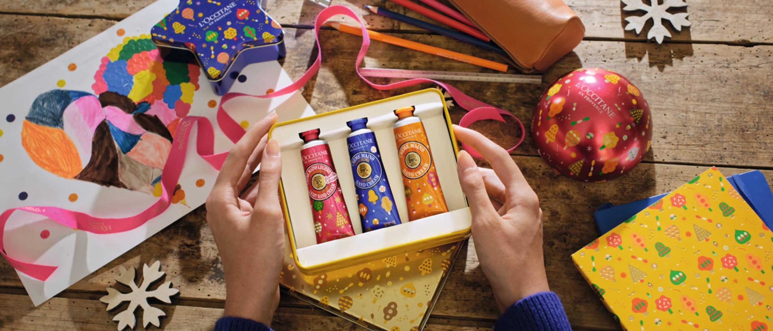 L'OCCITANE: The art of gifting workshop