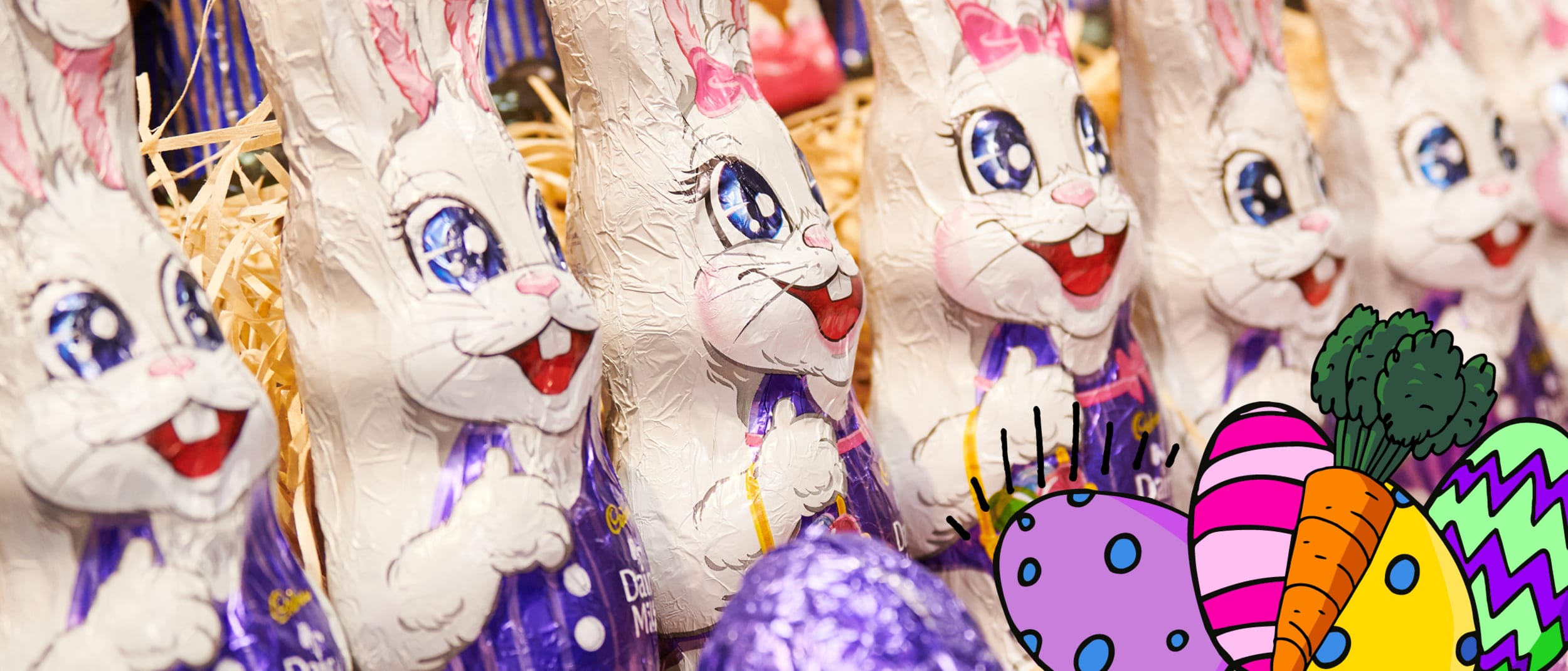 Which Cadbury Easter Egg are you?