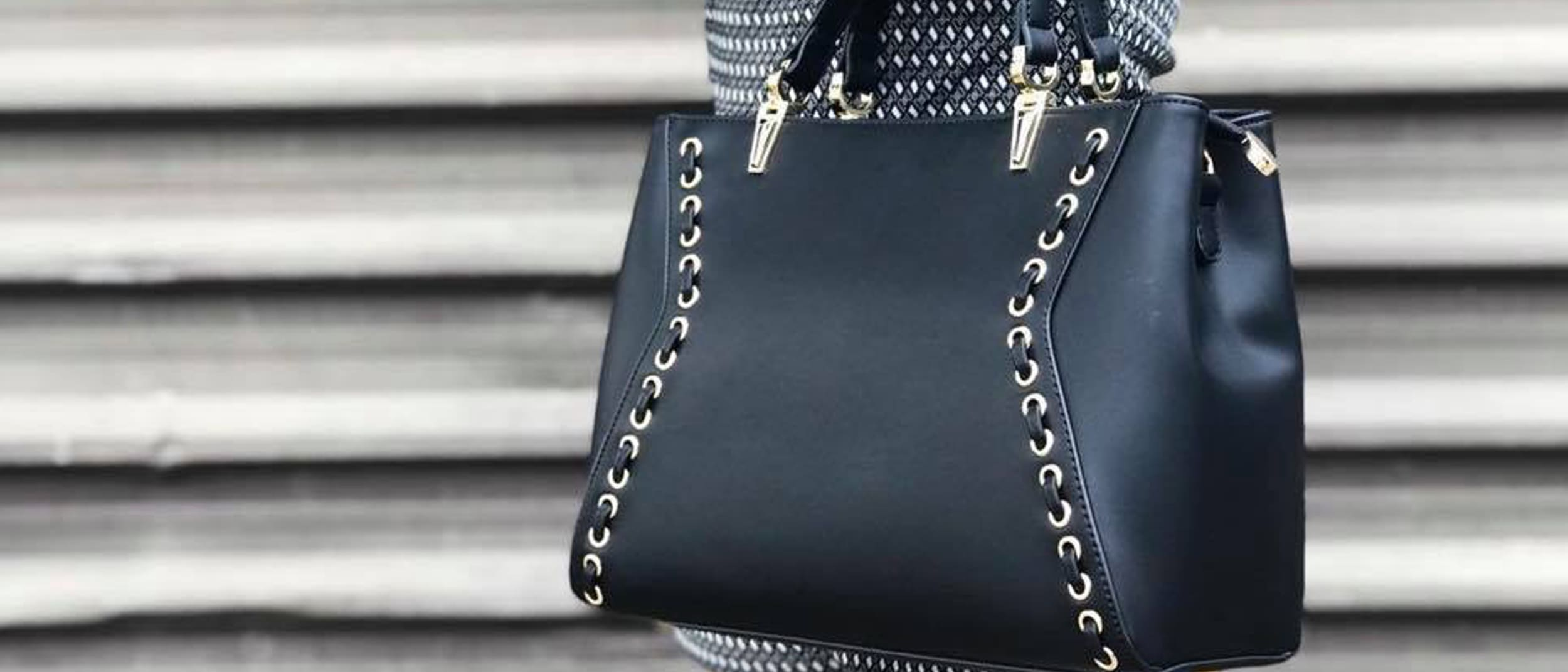 San Michelle Bags new look store