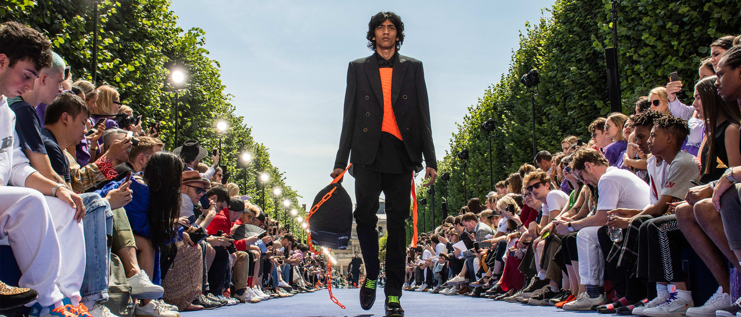 Louis Vuitton: top trends from the SS19 men's runway