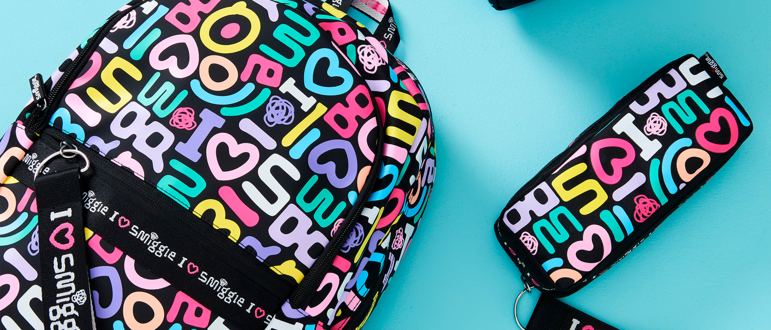 Smiggle's latest core collection