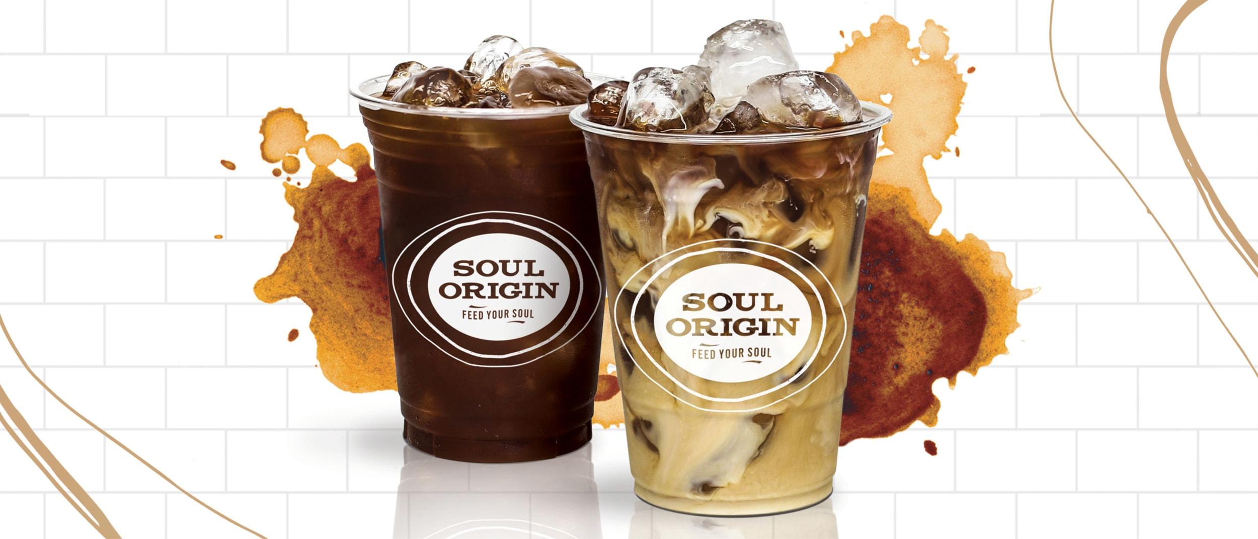 Soul Origin: get a taste of our new Cold Brew Range for $2