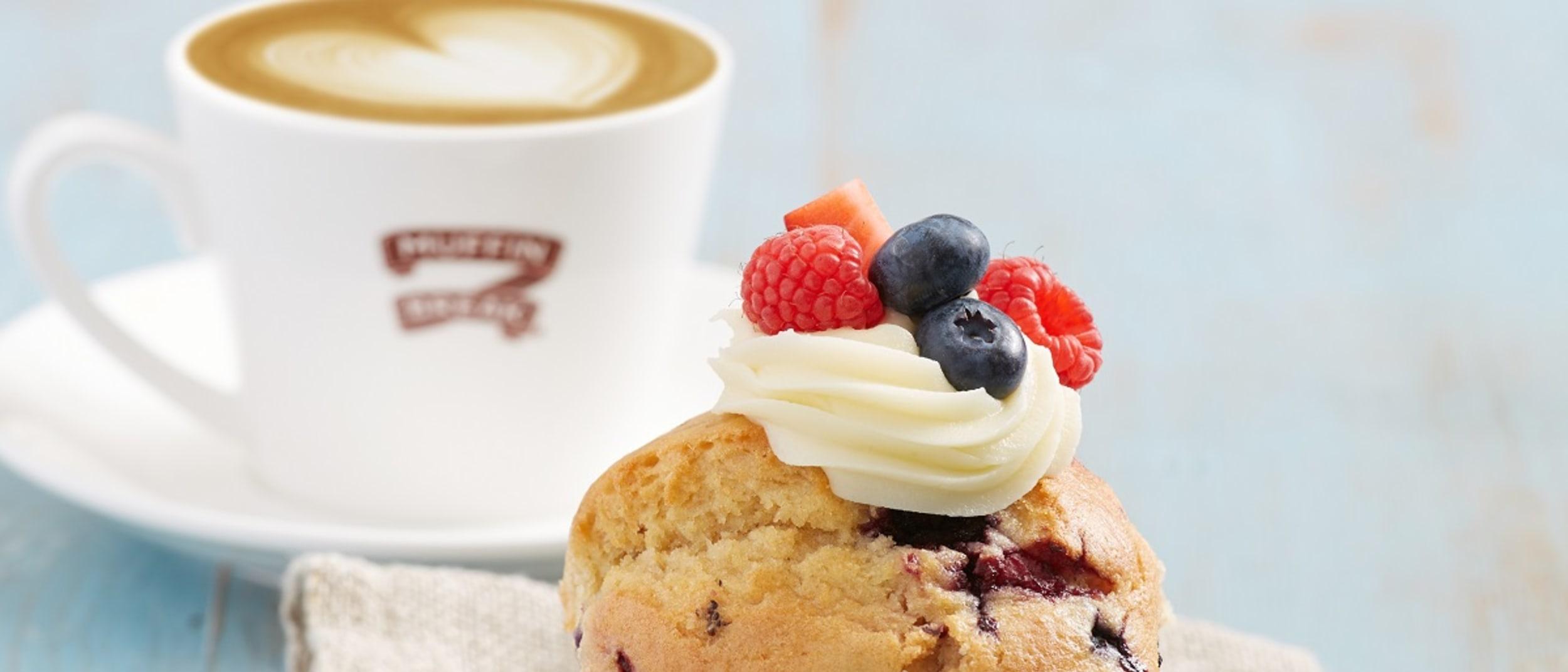 Muffin Break have won best sustainability initiative