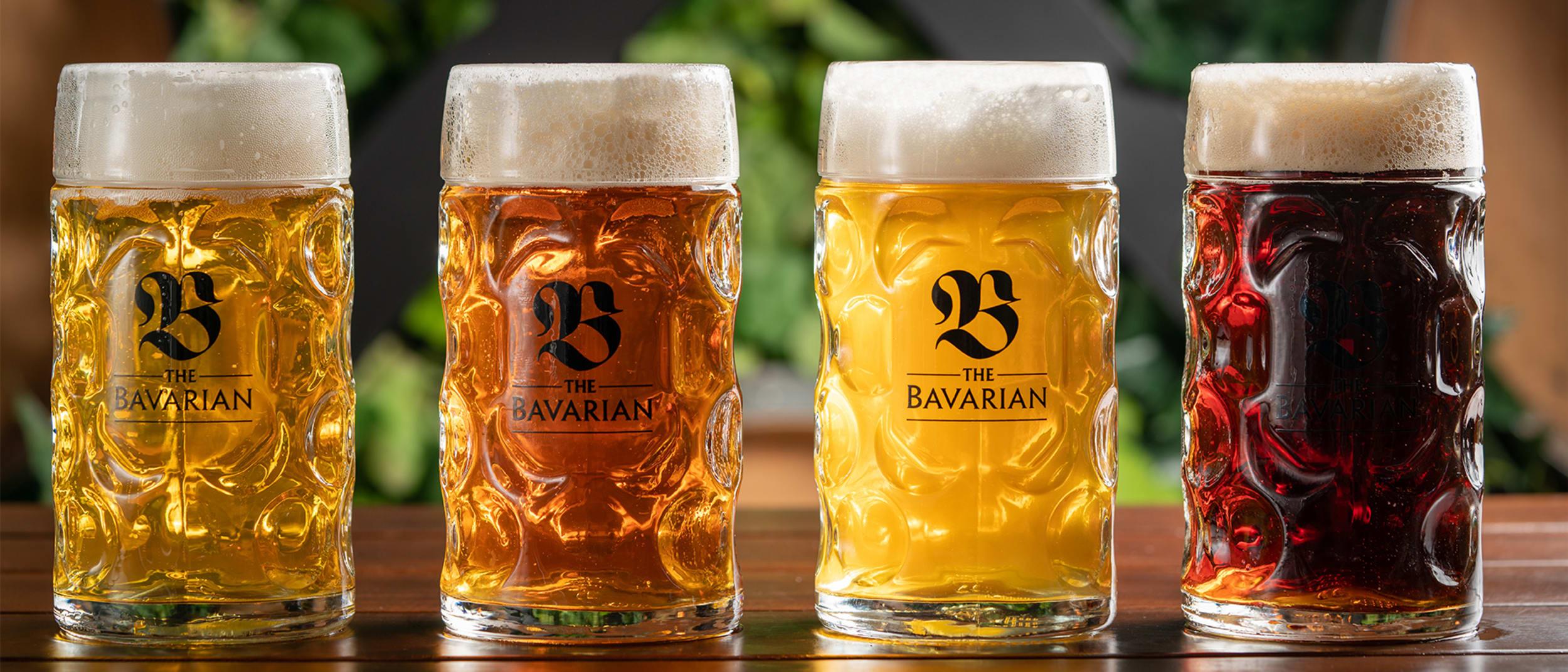 The Bavarian: Oktoberfest 2020