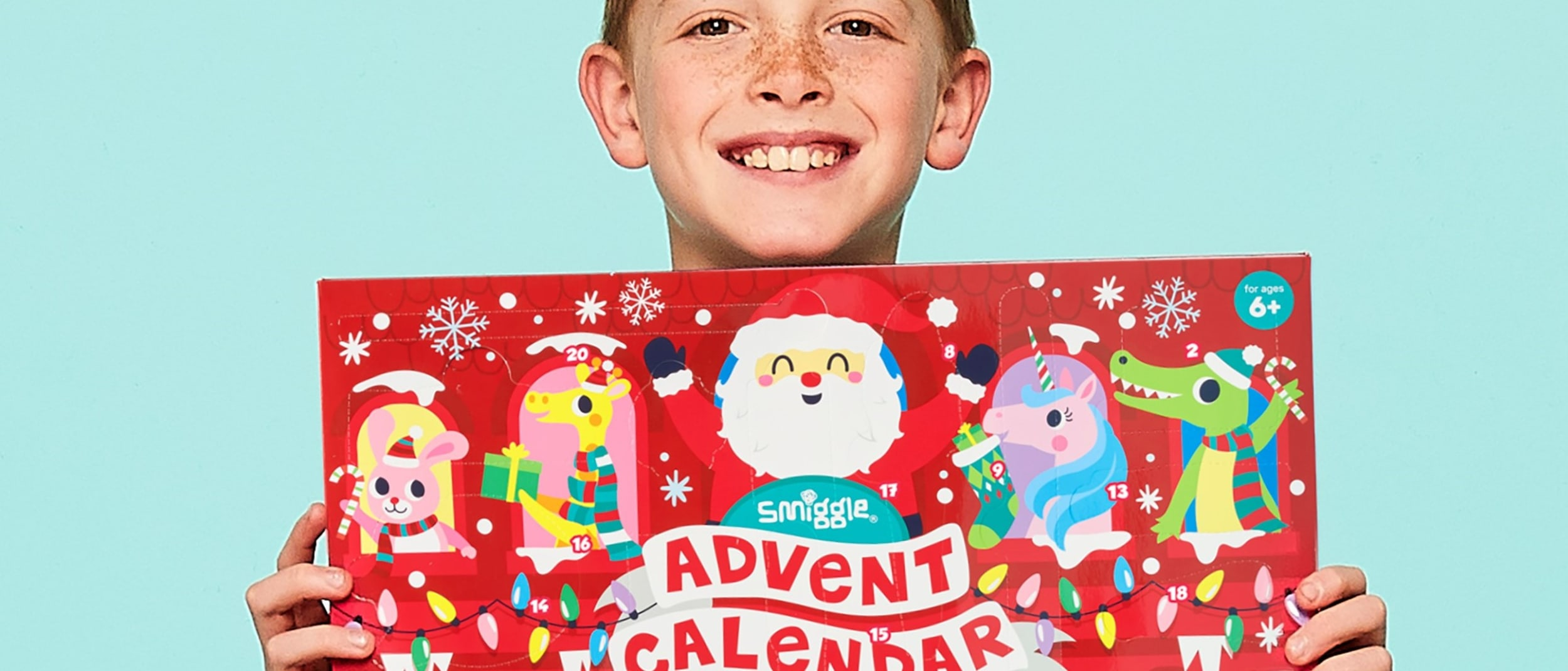Advent Calendars are back at Smiggle