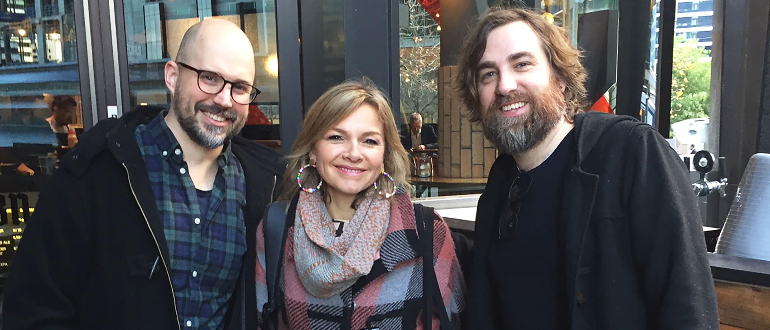Ukulele storytime with Josh Pyke & Justine Clarke at Harry Hartog