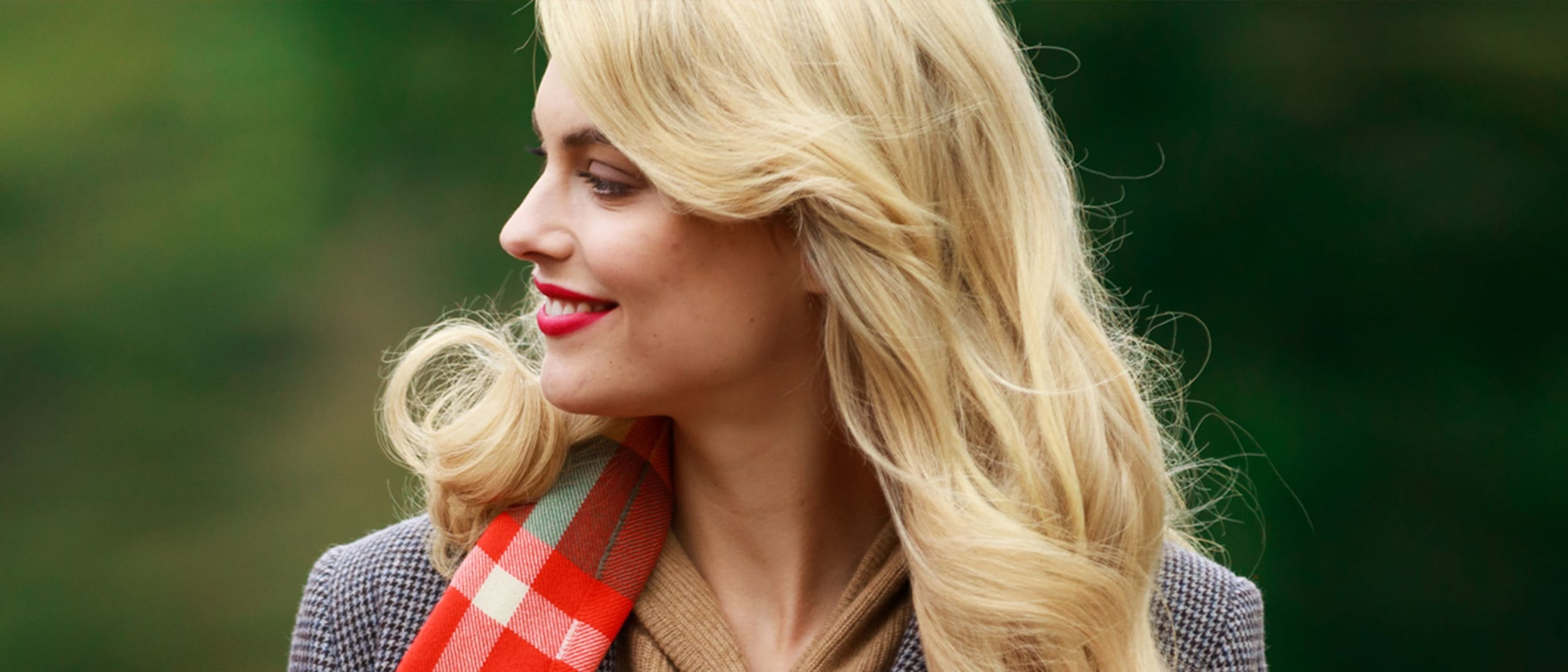 Hot lips: punchy winter lip colours for your skin tone