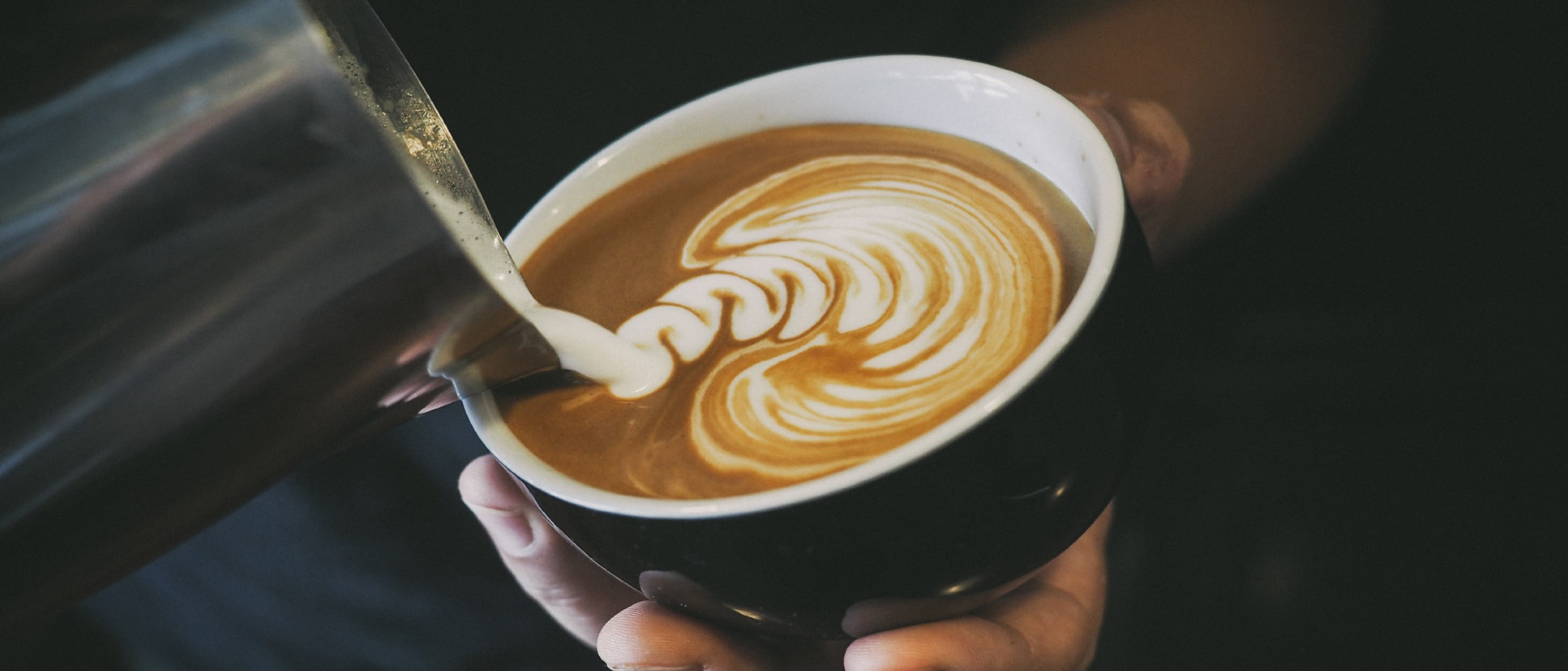 Your $2.90 coffee fix at YogaBar Café