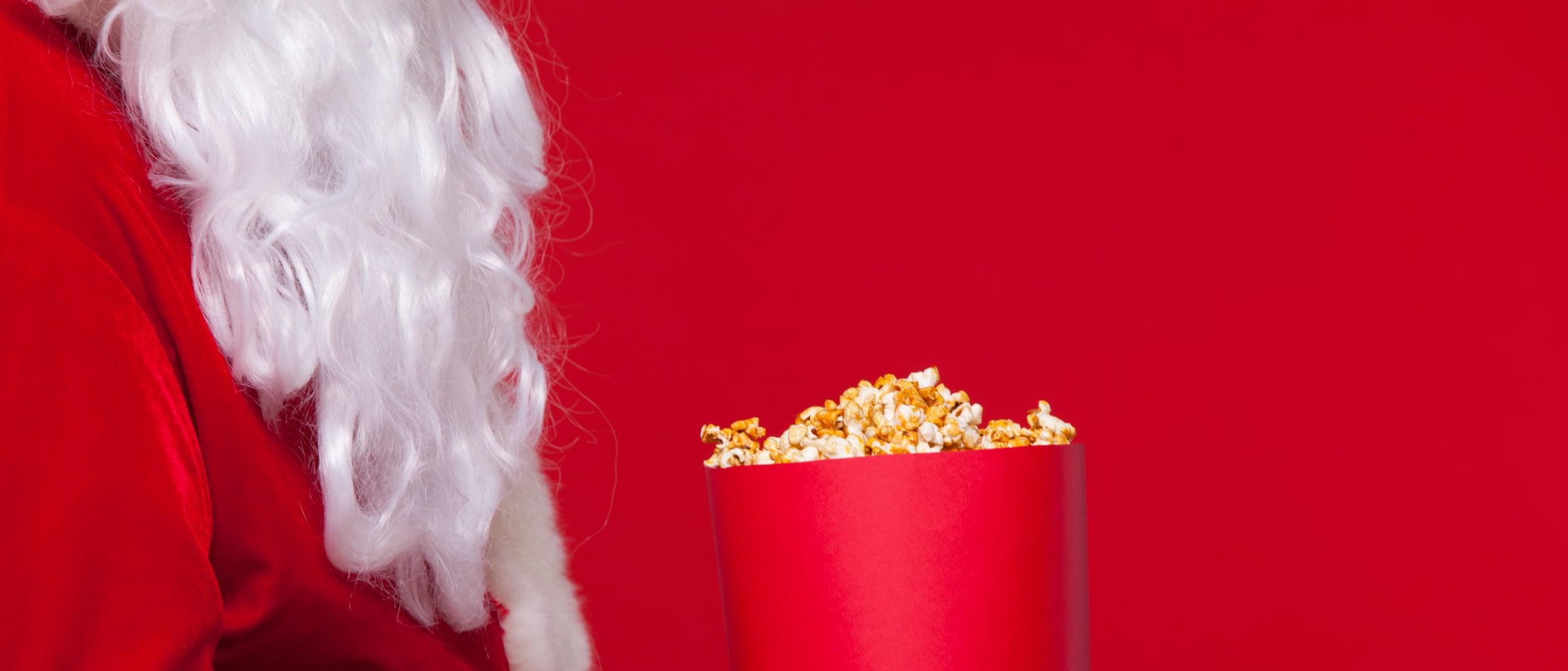 Santa at the cinema