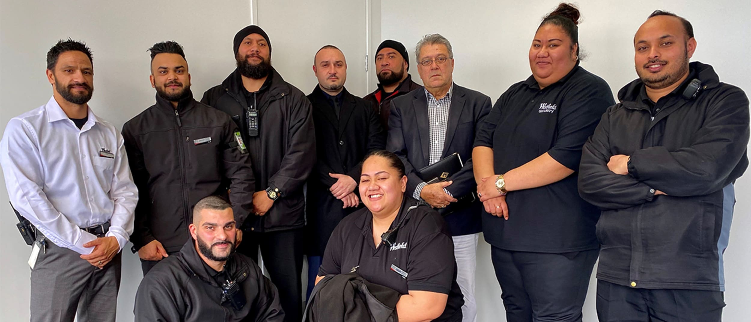 Westfield Manukau celebrates guards on Security Officers' Day