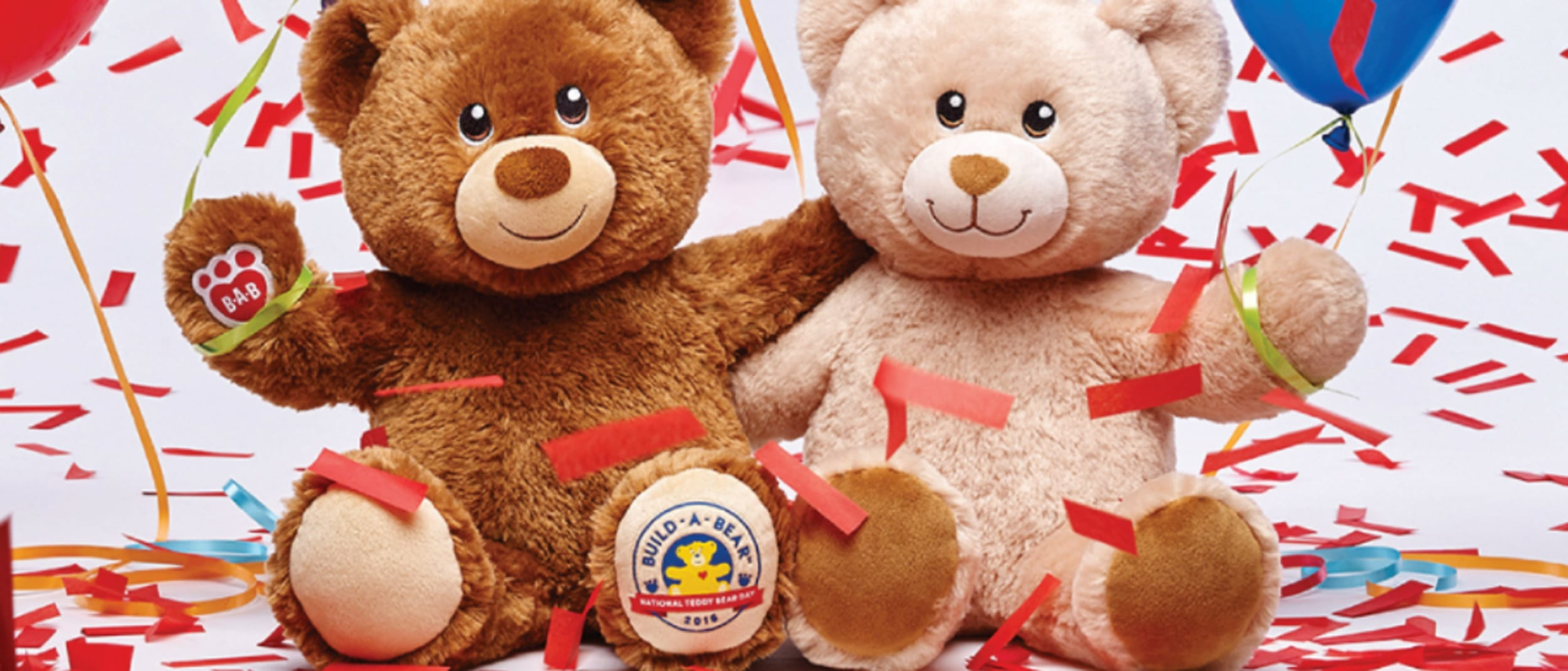 Give a gift you can hug from Build-A-Bear