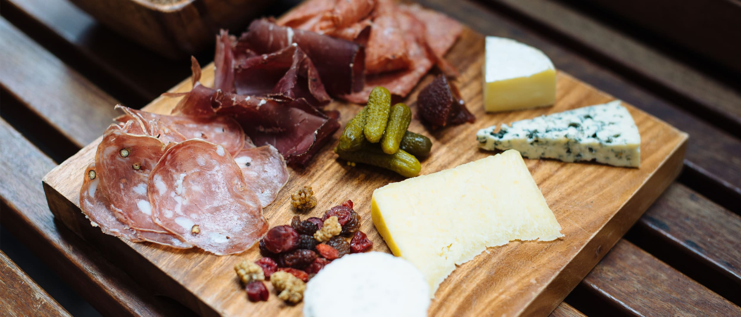 Beyond the Label: cheese, meat & wine