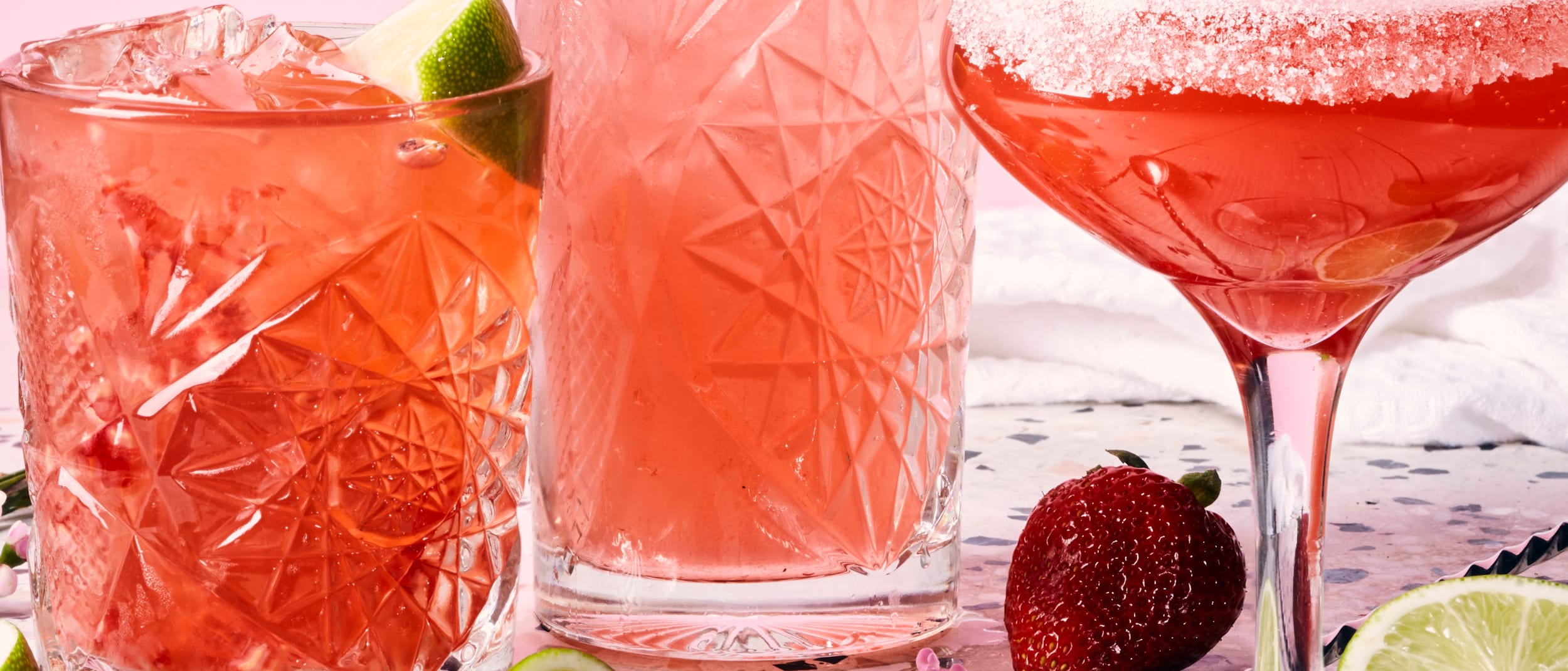 TGI FRIDAYS: Summer cocktails
