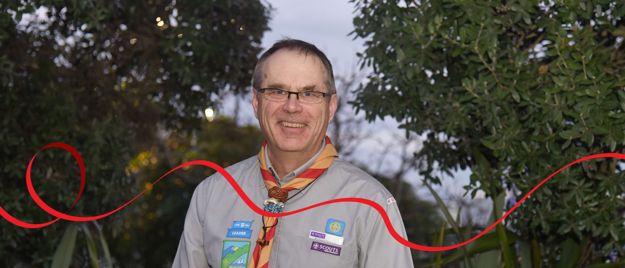 2018 Local Hero: Richard Stanton - Mt Albert Scout Group