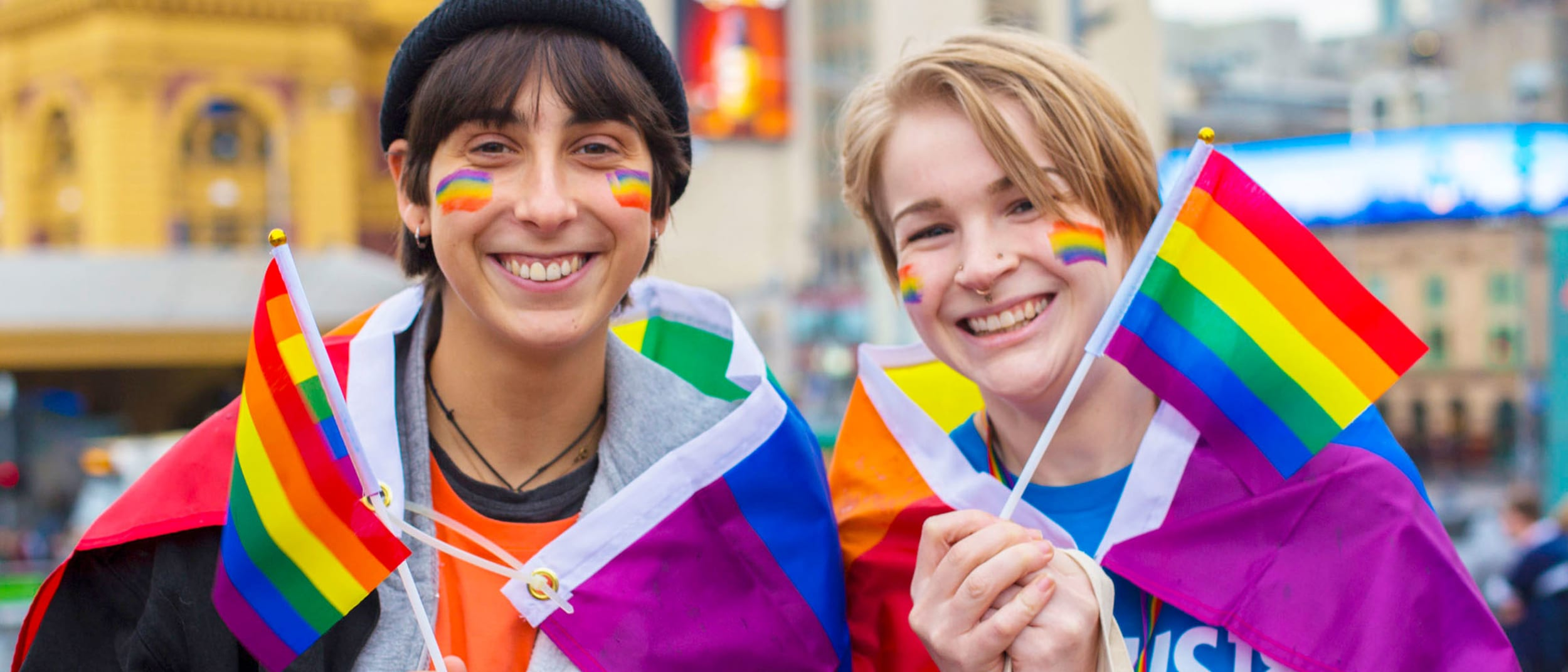 Become an LGBTIQ ally at our FREE Minus18 workshops