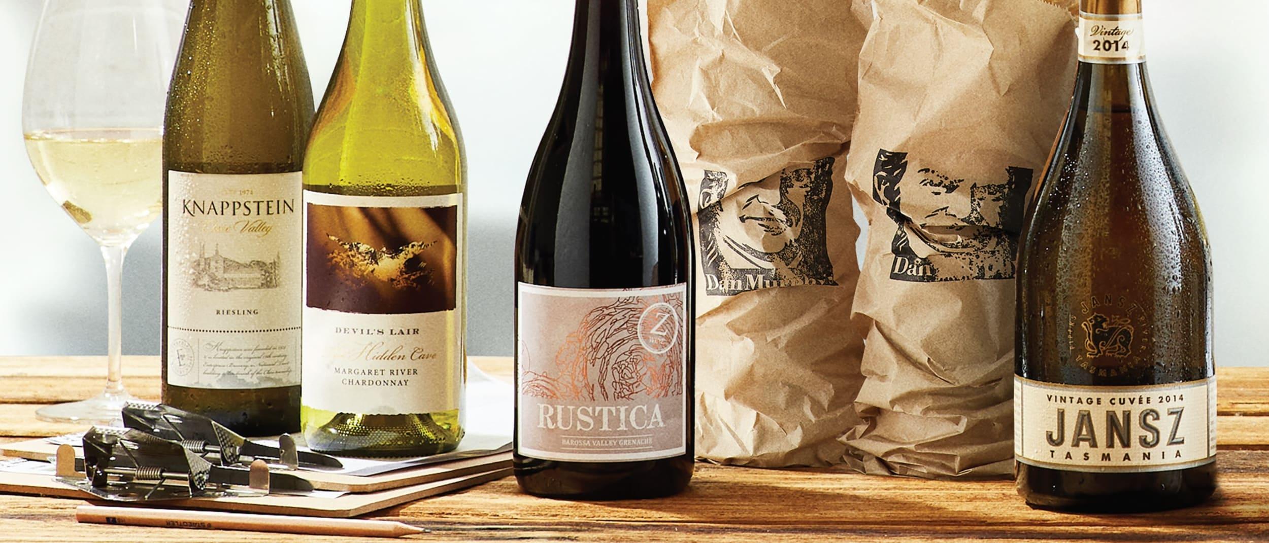 Dan Murphy's inaugural Decoded Wine Awards
