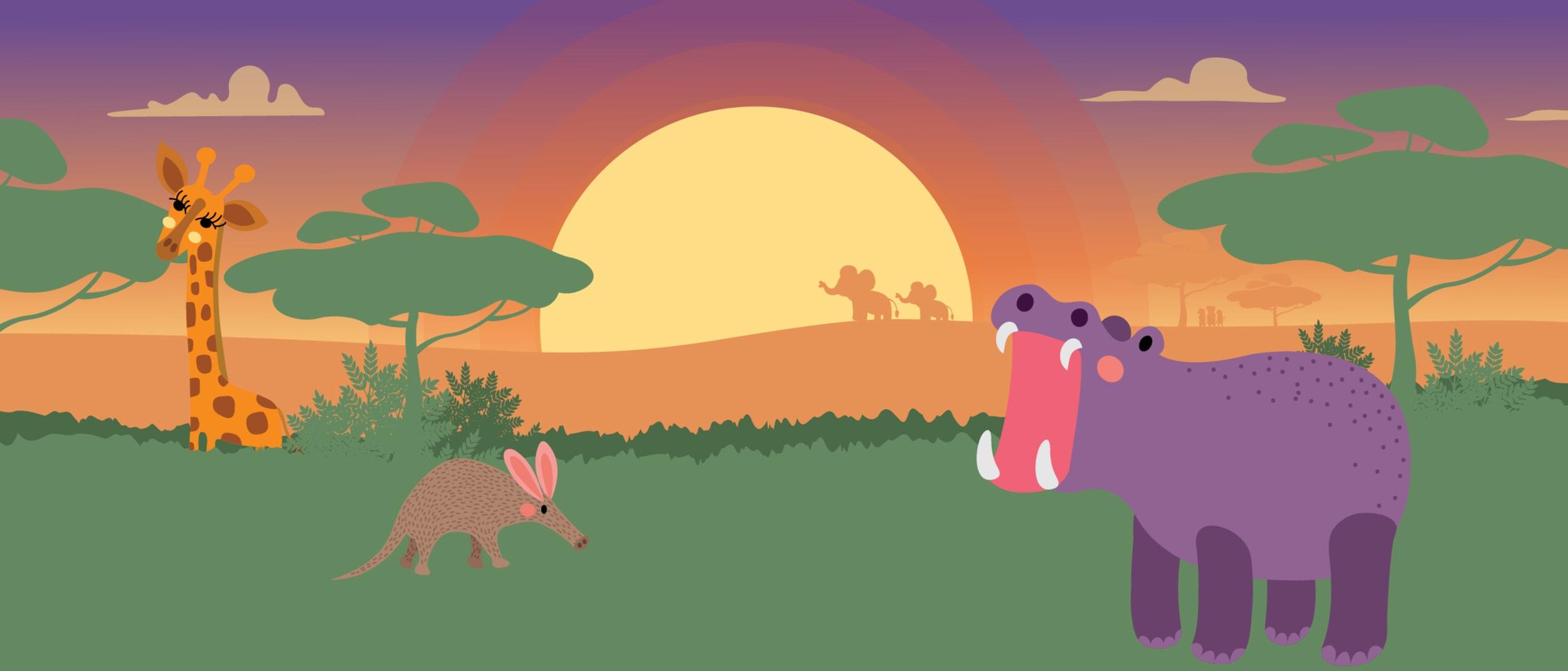 School holiday Safari adventure