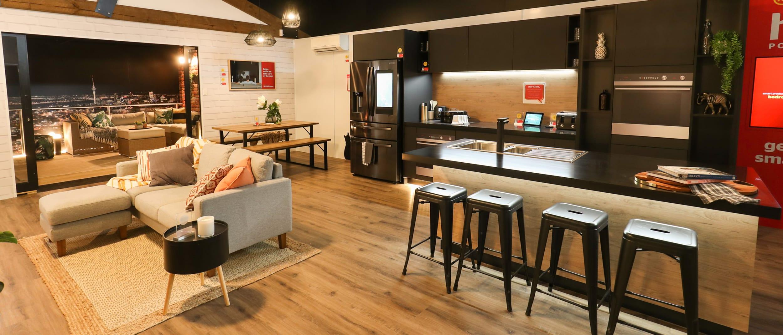 The Noel Leeming Smart-Home
