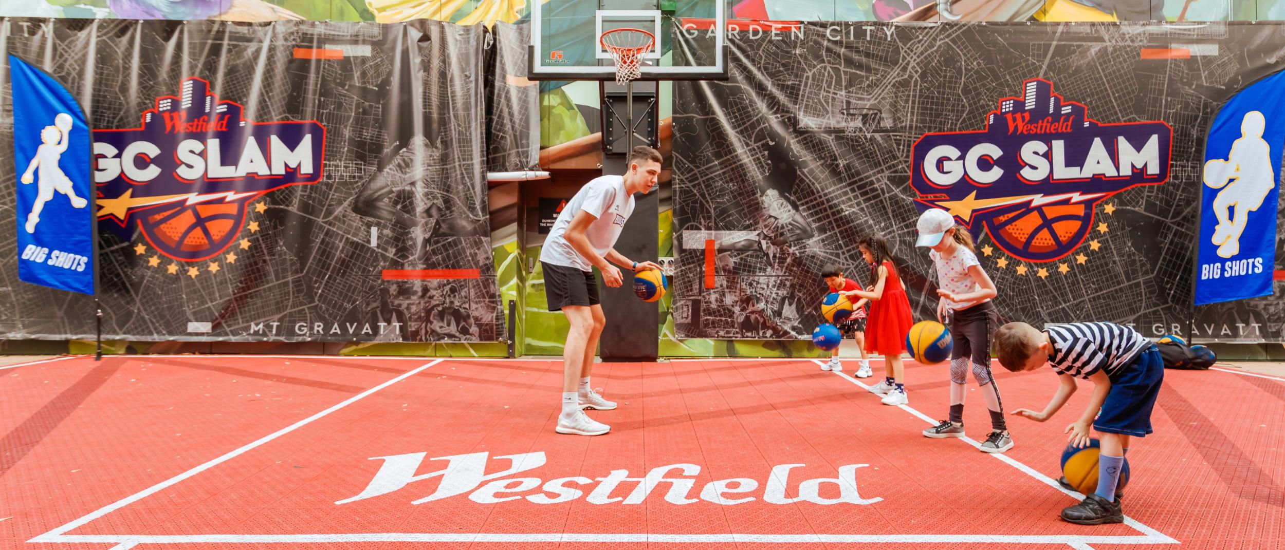 Big Shots Blitz at the GC Slam basketball court