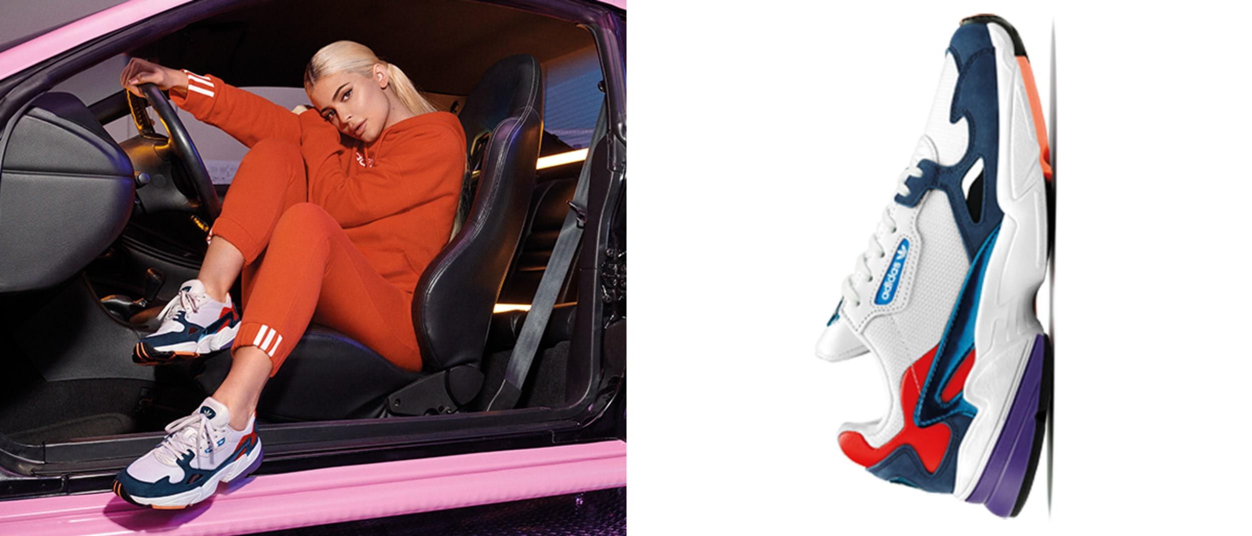 adidas Originals: the new Falcon ft Coeeze