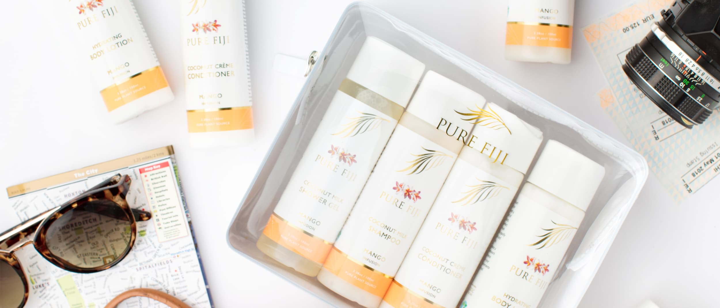 About Face: Pure Fiji Gift with Purchase