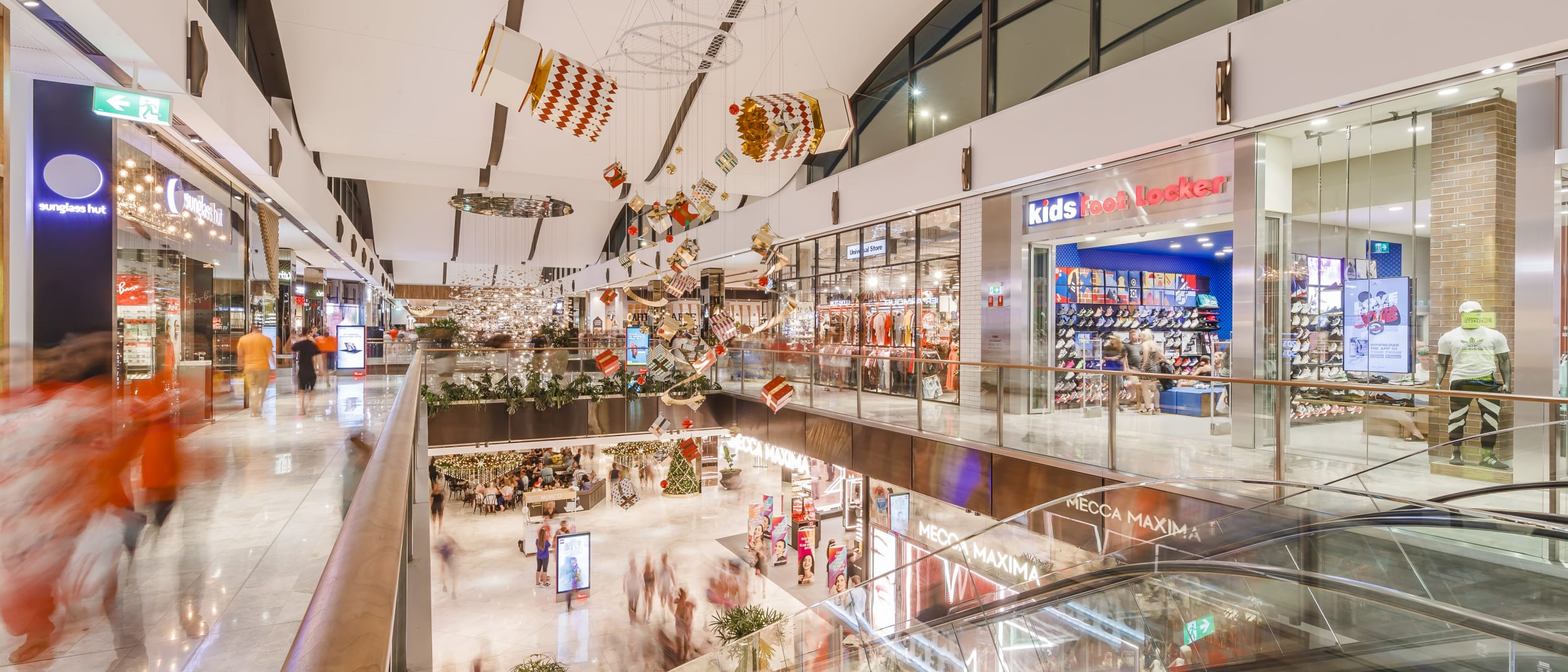 What's on this festive season at Westfield Chermside