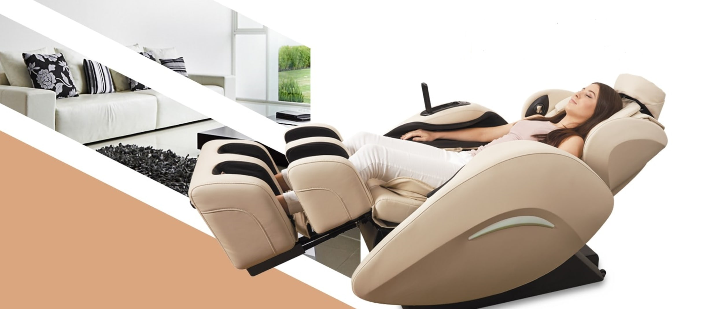 Westfield Plus Offer: inTouch Massage Chairs - Free Delivery