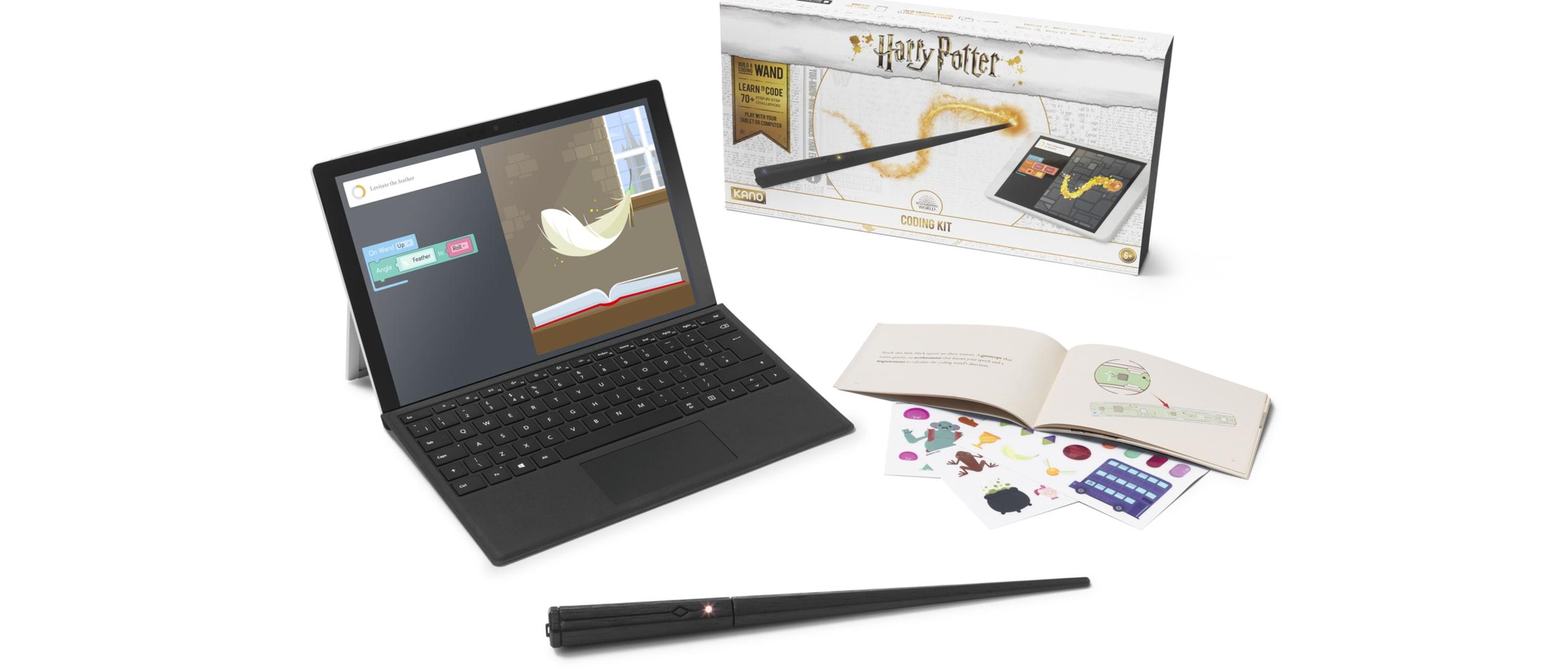 Microsoft: save $50 on Kano Wand and Pixel Kit bundle