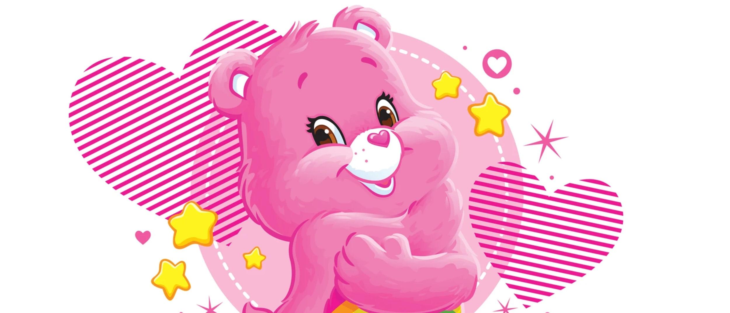 Taste. Shop. Play. Care Bears™ meet and greet