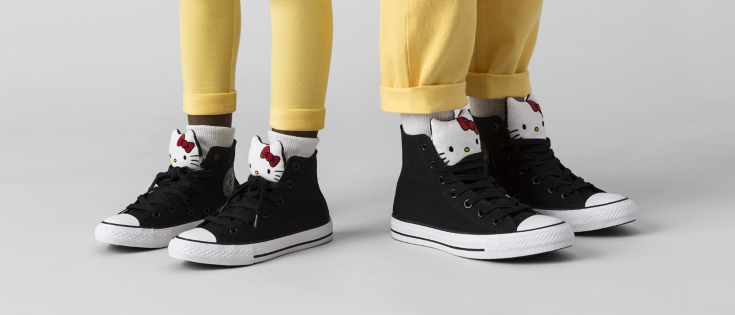Converse x Hello Kitty Returns To Complete Your Holiday Wardrobe