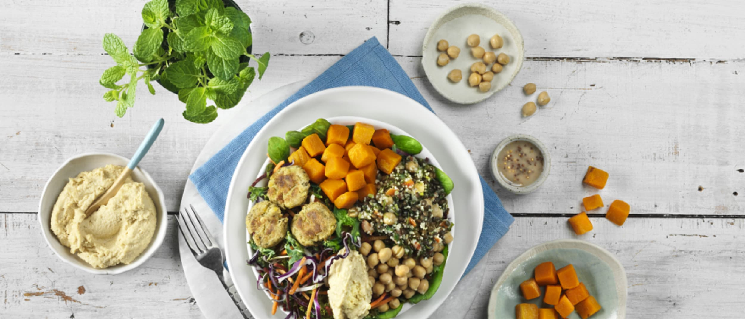 Introducing delicious plant-based options at SumoSalad