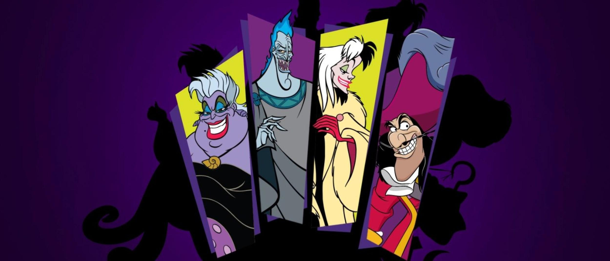 Disney Villains Film Festival at Event Cinemas