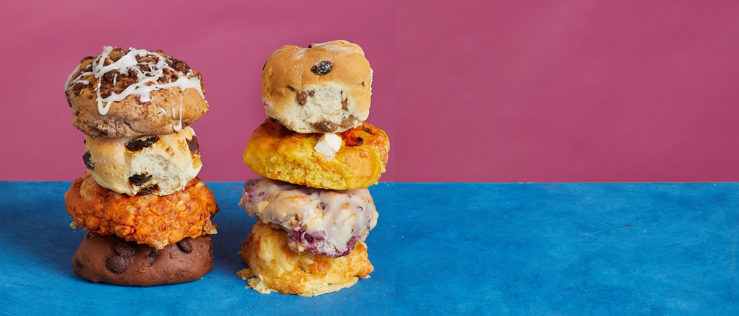 Muffin Break: Fancy Scones