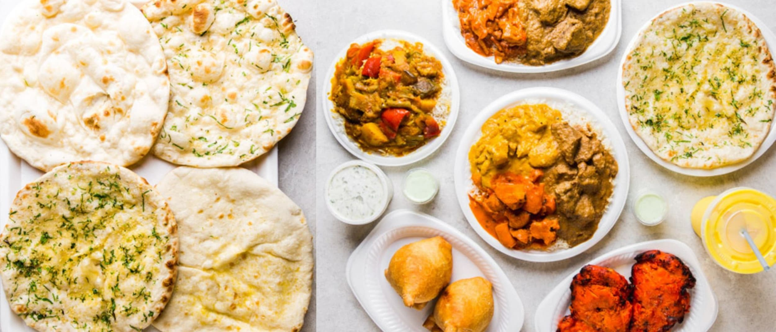 Curry Place: Plate Meal Deal