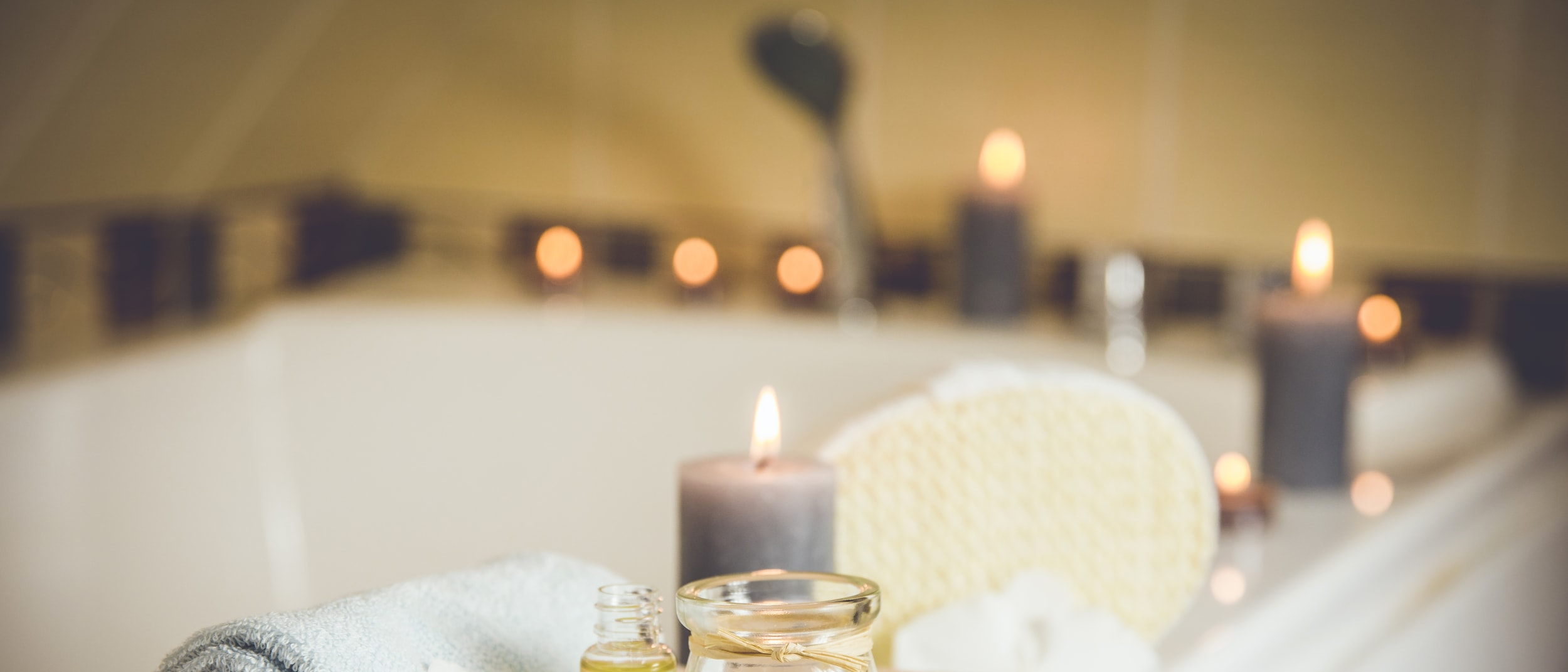 DIY series: 6 steps to create the perfect relaxing bath