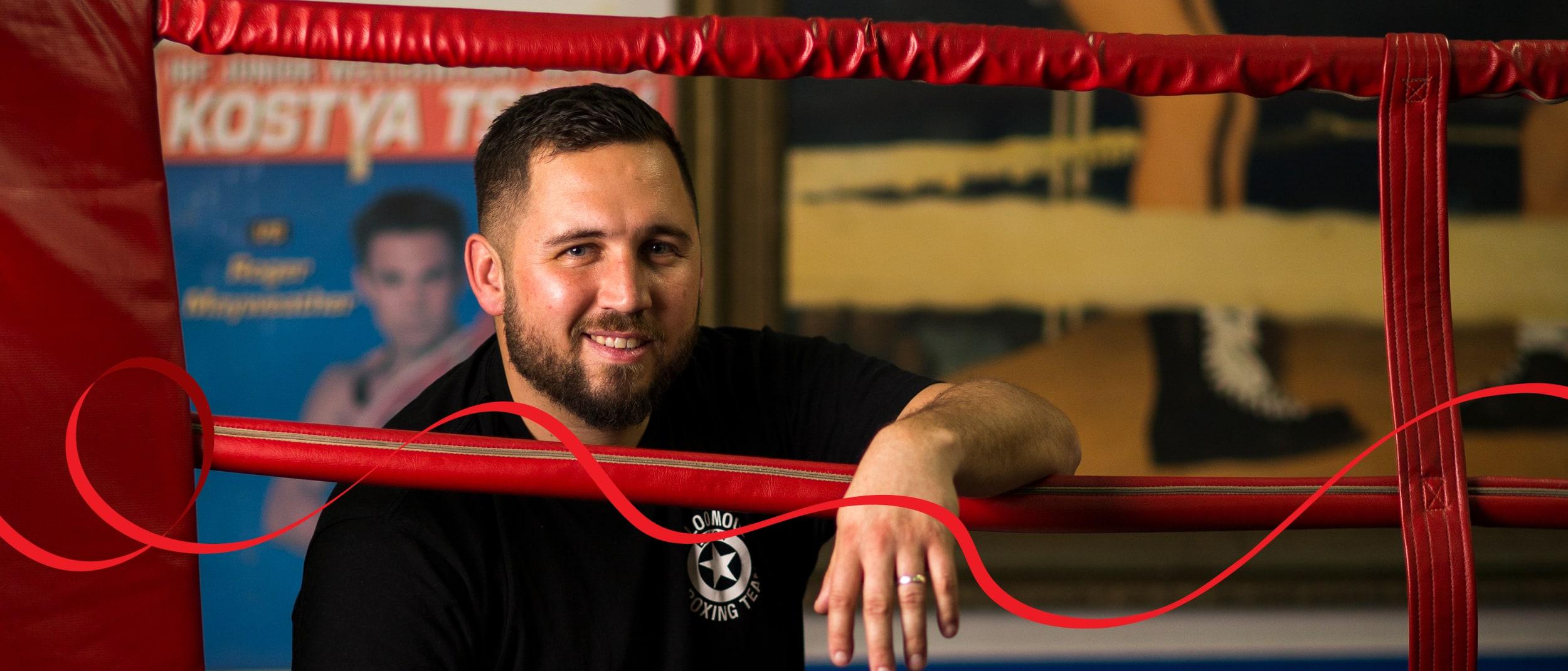 Adam Thompson: Westfield Local Heroes 2018