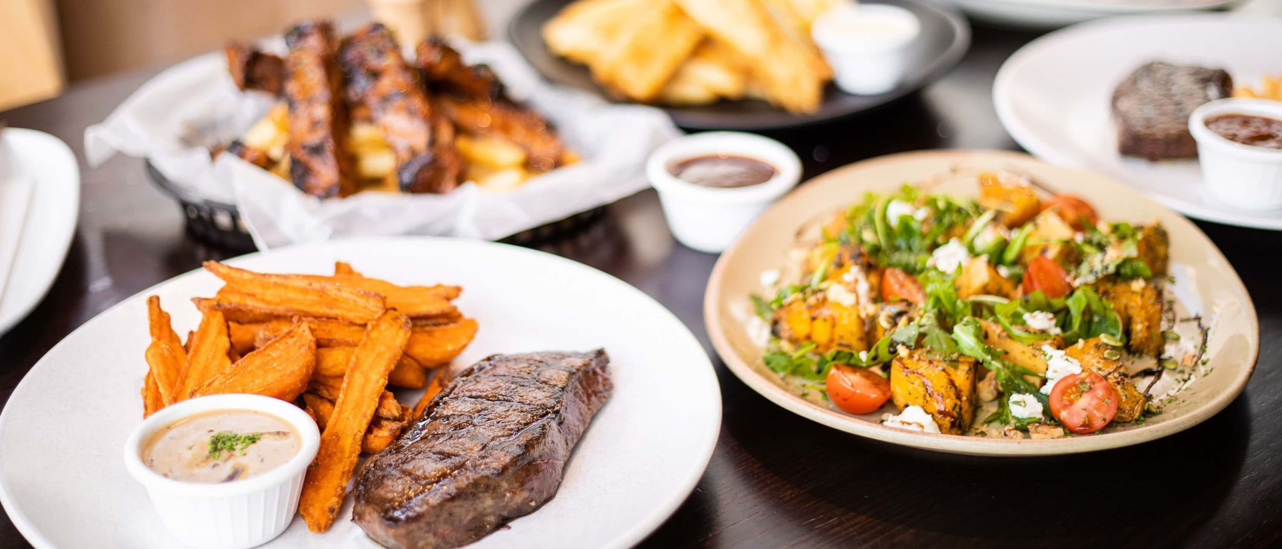 Hurricane's Grill $19.90 Lunch menu