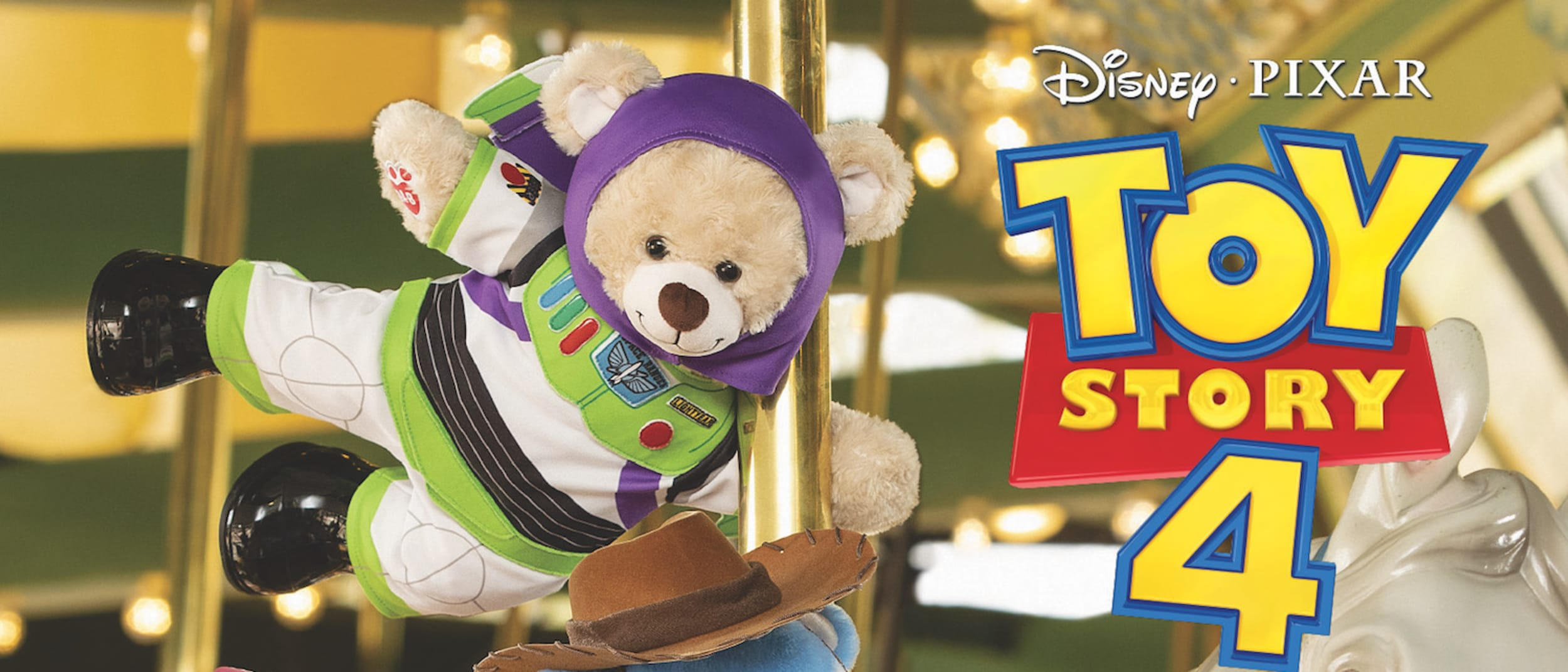 Build-A-Bear: Toy Story 4