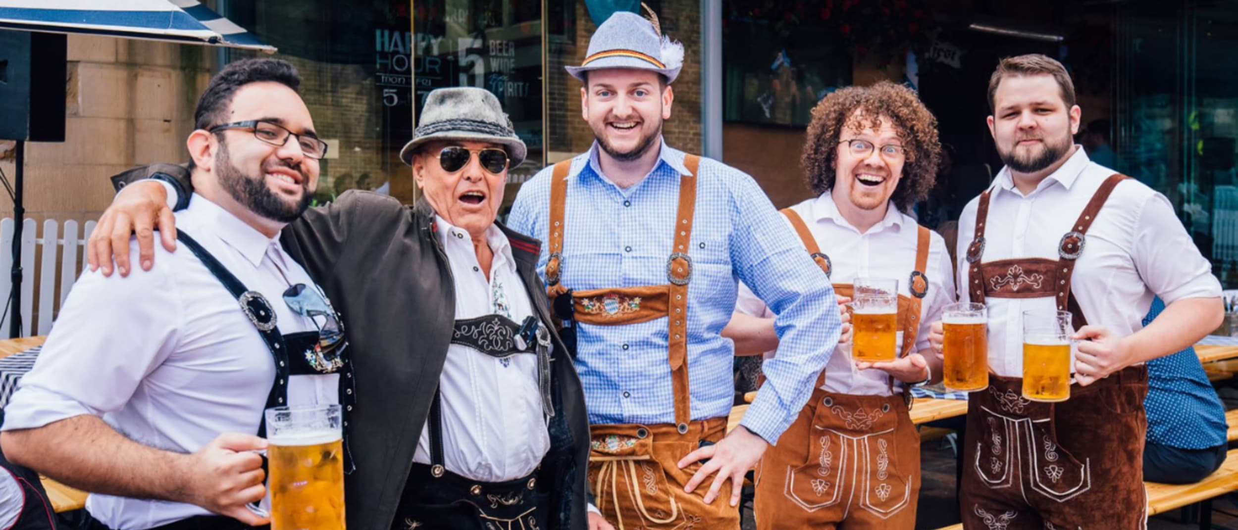 Win a trip to Oktoberfest 2020 in Germany with The Bavarian