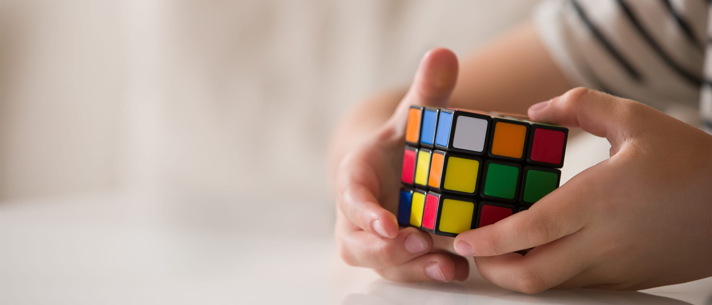 Taste. Shop. Play: Australian Geographic Rubik's Cube Challenge
