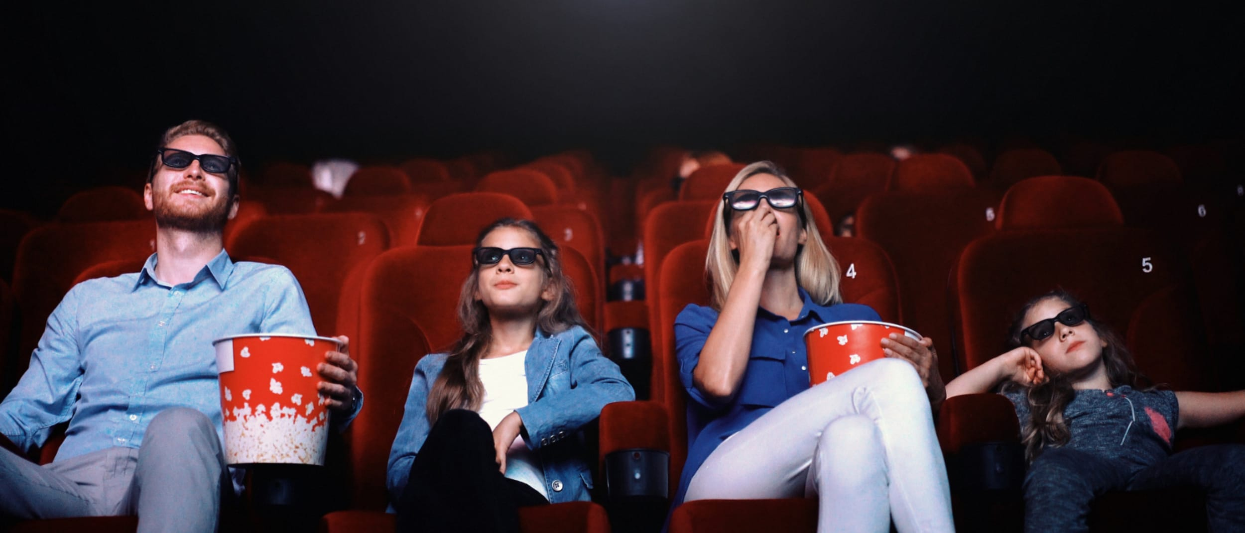 New family films at Event Cinemas in 2019